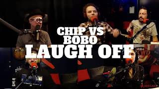Chip Chipperson Podacast - Chip vs Bobo: Laugh off
