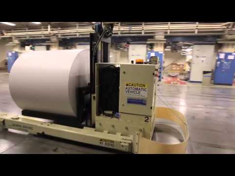 Watch the Journal Sentinel press in action