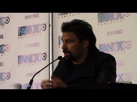 Fan Expo Vancouver 2014: More Manu Bennett