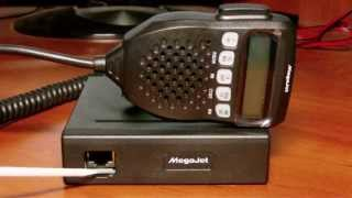 автомобильная радиостанция Megajet MJ 555