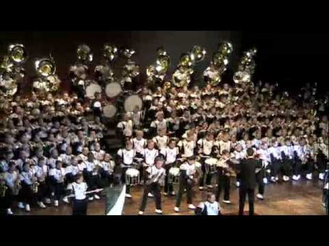OU Marching 110 Ohio Theatre Thriller