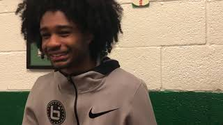 ICTV: Coby White on Position at Next Level