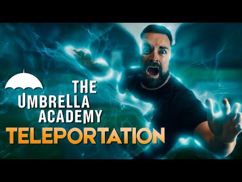 Teleport like The Umbrella Academy (VFX Tutorial)