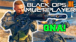 black ops 3 multiplayer 1 hour live gameplay qna call of duty black ops 3 multiplayer