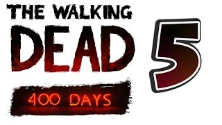 The Walking Dead 400 Days: Bonnie (Choice Path 1) (Lie) No Commentary