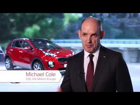 Kia Sportage and Optima at 2015 Frankfurt International Motor Show - Unravel Travel TV