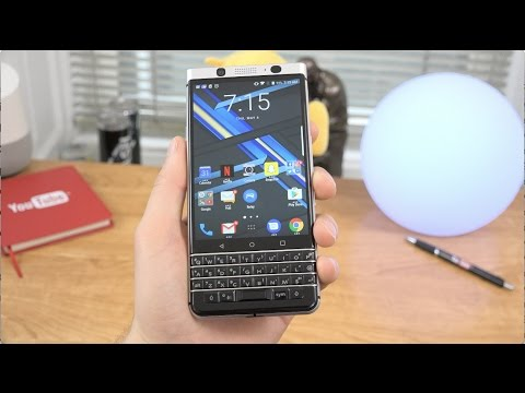 BlackBerry KEYone Review: BlackBerry is Back!