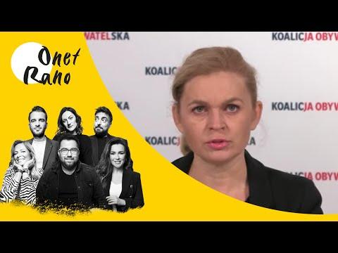 Nowacka o słowach żony i córki prezydenta: nie interesują mnie historie uprzywilejowanych pań