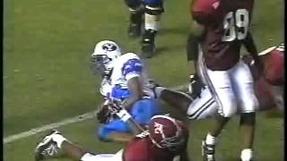 BYU Cougars at Alabama Crimson Tide - 1998 - Football