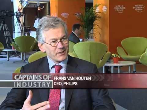 Frans Van Houten - CEO of Philips - Part 1