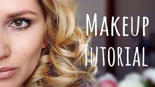 ДНЕВНОЙ Легкий МАКИЯЖ / Макияж Для ЗЕЛЕНЫХ Глаз(Привет! в этом видео давайте сделаем очень простой дневной макияж. Это очень простой макияж, который подчер..., 2015-04-09T15:45:54.000Z)