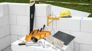 Инструмент для работы с газосиликатными блоками(Газосиликатные блоки -- это высокотехнологичный продукт, поэтому чтобы сохранить его важнейшие технологич..., 2013-05-06T09:14:00.000Z)