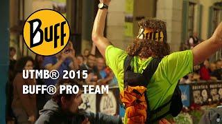 UTMB® 2015 - BUFF® PRO TEAM