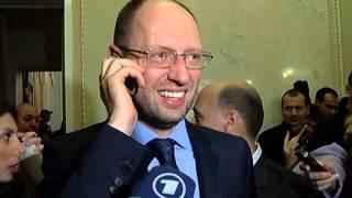Юлія Тимошенко повідомила Арсенію Яценюку, що приїде на Майдан