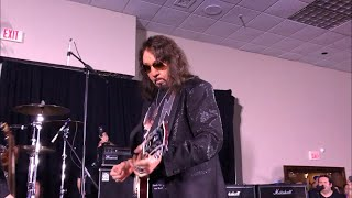 Ace Frehley, Bruce Kulick, Eric Singer, Bob Kulick & Todd Kerns- Day 1 Indy KISS Expo 2018
