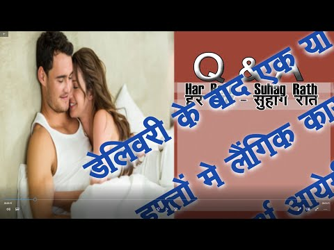 IS THERE CHANCE OF PREGNANCY IMMEDIATELY AFTER DELIVERY? SECRETS OF ROMANCE (110) by Dr Samaram