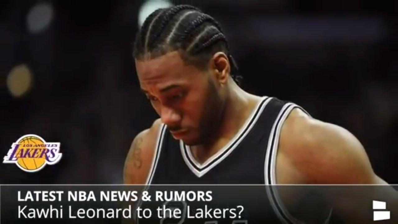 NBA News & Rumors: Kawhi Leonard To Lakers, Lloyd Pierce To Hawks, Paul George To Lakers