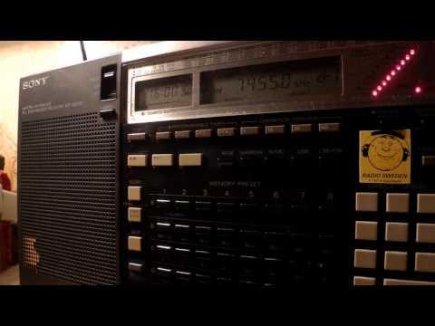 22 12 2016 Radio Denge Kurdistan in Kurdish to WeAs 1600 on 7455 Issoudun