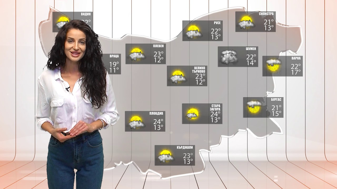 Времето – прогноза за 25 септември
