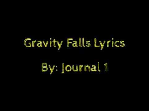 Gravity Falls Theme Song [Lyrics Only]
