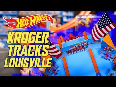 Build The Epic Stunt Kroger Competition - Louisville | Hot Wheels