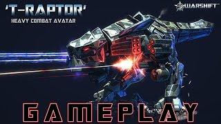 WARSHIFT (Corsair & T-Raptor) (HD) PC Gameplay