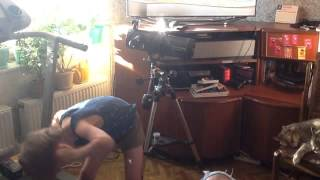 """A-DESSA - Fire (DJ Sergey Fisun remix)"" Фанатское видео"
