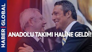 Aziz Yıldırım: Fenerbahçe Kan Kaybediyor! Fenerbahçe Anadolu Takımı Haline Geldi