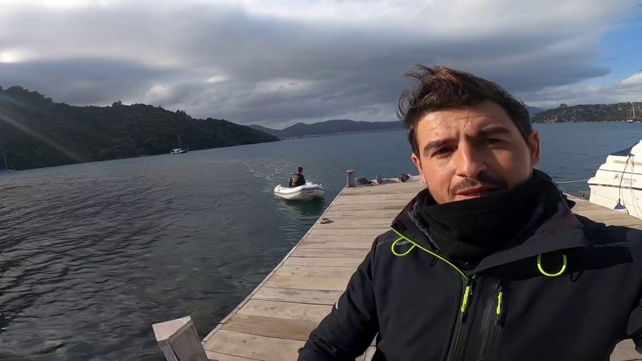 Marmaris Cennet Adası - Fırtına Günlükleri Vol4 Bedir Adası 38km Rüzgarlı Macera dolu ada yaşamı.