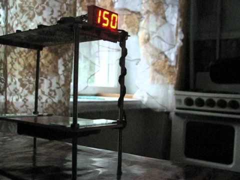 Самодельный хронограф