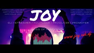 JOY @ HAPPY'N'TECK 13-06-2020 ( Techno - Techhouse - Techtrance )