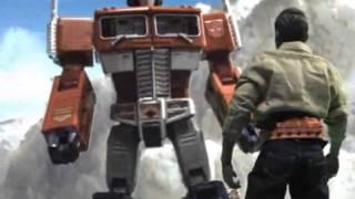 Transformers Stop Motion Animation Movie トランスフォーマーコマ撮り(コマドリ)アニメ thumbnail