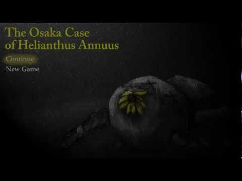 The Osaka Case of Helianthus Annuus Start Menu
