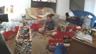 Building Lego Furniture