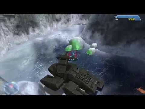 Halo Combat Evolved Campaign 5 - Assault on the Control Room | Weasel II