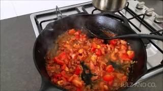Healthy Eats  Quinoa Paella