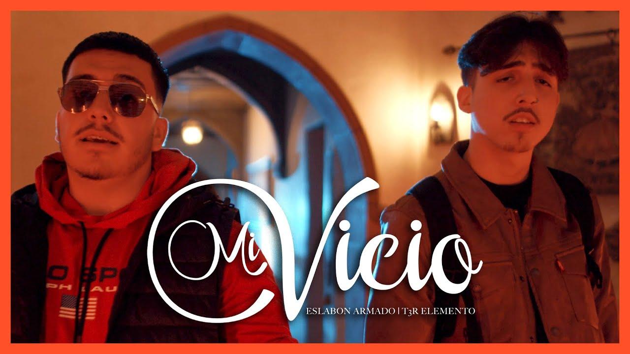 Download Mi Vicio - (Video Oficial) - Eslabon Armado y T3R Elemento - DEL Records 2020