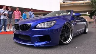 G-POWER BMW M6 F13 & M6 F12 Convertible - Exhaust Sounds!