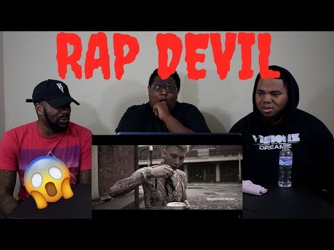 "Machine Gun Kelly ""Rap Devil"" (Eminem Diss) (WSHH Exclusive - Official Music Video) - REACTION!!"