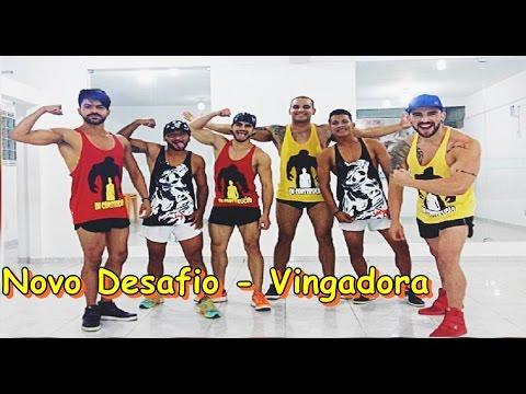 Novo desafio (Bumbum do mal) - Vingadora, coreografia Ballet Vingadora.