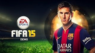 FIFA 15 Demo - PC Gameplay