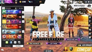 FREE FIRE BATTLEGROUNDS NA VIDA REAL 7