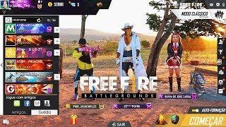 FREE FIRE BATTLEGROUNDS NA VIDA REAL 7