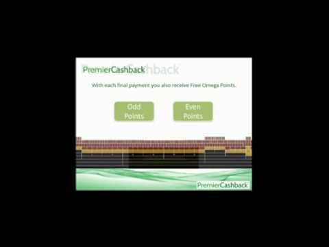Intro to Premier Cashback