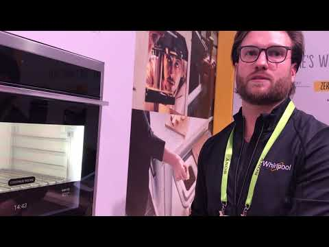 Video Walkthrough of Whirlpool Connected Hub Wall Oven
