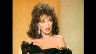 Joan Collins October 1988