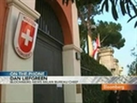 Bombs Explode at Swiss, Chilean Embassies in Rome