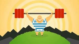 "#Тяжелаяатлетика+CrossLeGo""Школьная№52"" Weightlifting"