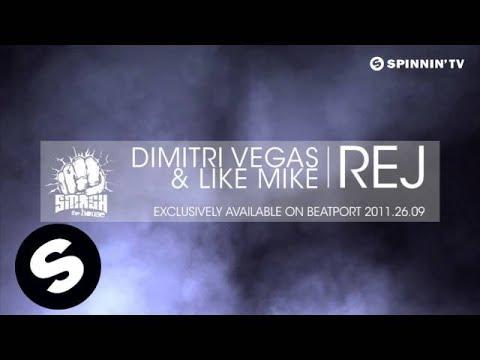 Dimitri Vegas & Like Mike - Rej [Teaser]