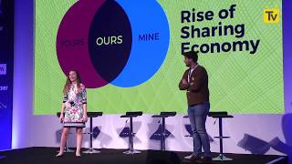 The Rise of the Sharing Economy | Webrazzi Connect: London